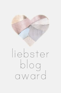 My blog receives two awards!!