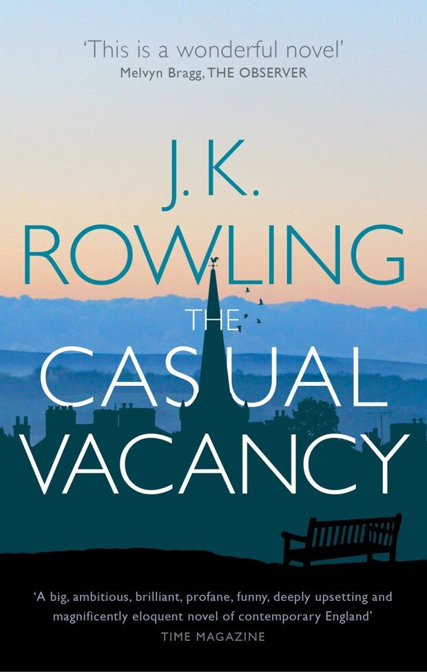 Casual Vacancy Uk Cover Paperback 4199340