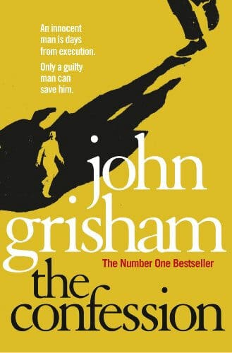 Book review : The Confession by John Grisham