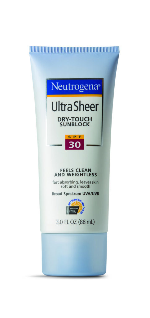 The Essential Travel Beauty Kit from Neutrogena!