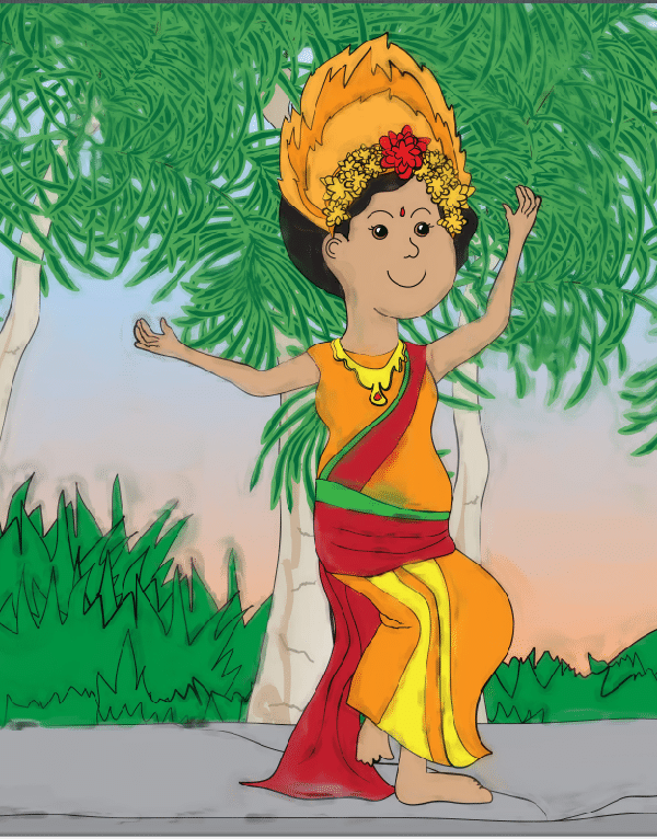 Book Review: Hello, Bali – A Kids Yoga book by Giselle Shardlow!