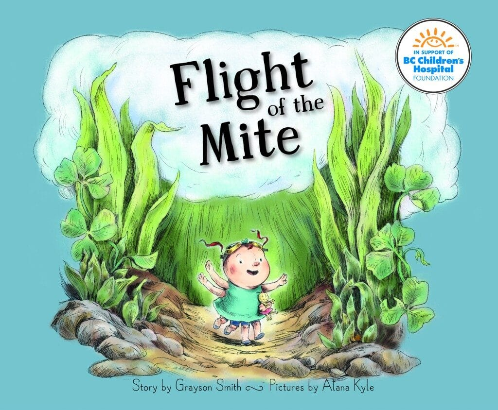Giveaway and Book Blast: Flight of the Mite by Grayson Smith and Alana Kyle!