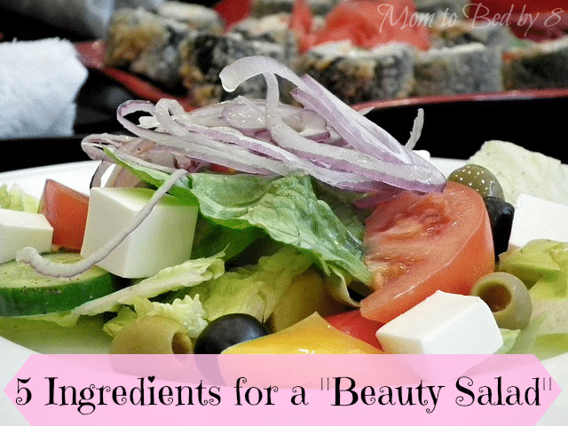 Five Ingredients For A Beauty Salad 4958552
