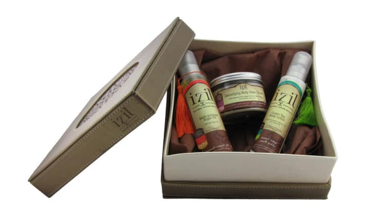 Be the star of Eid Gifts with Izil Natural Argan Beauty!