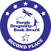Purple Dragonfly Award Second Place Finding Fuzzy 4713045