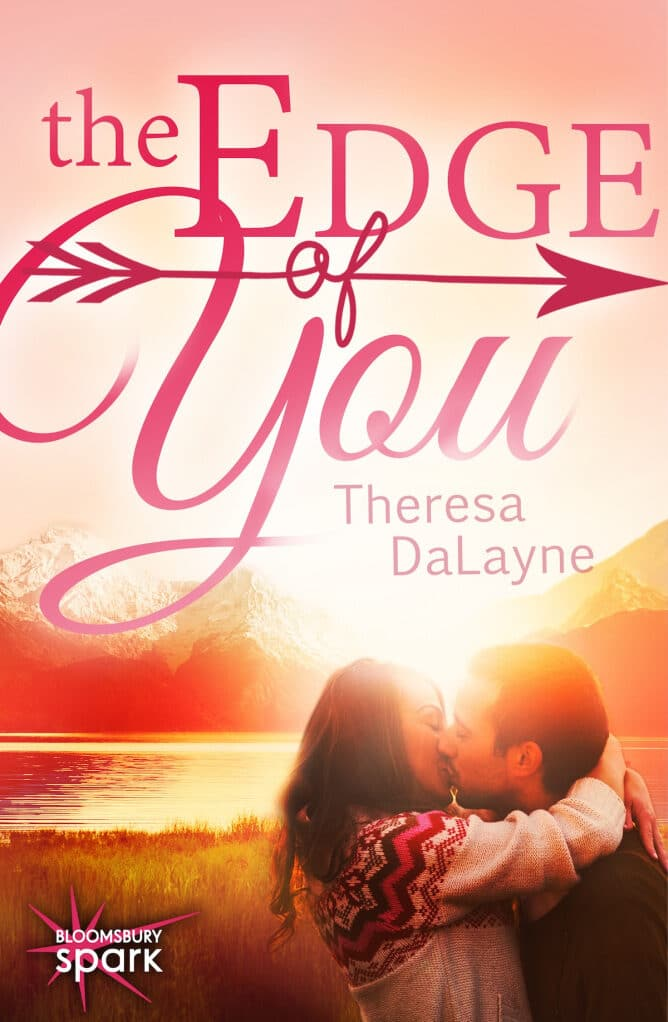 Giveaway and Cover Reveal : The Edge of You by Theresa Dalayne!
