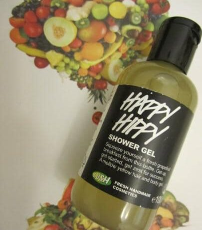 Review : Happy Hippy from Lush!