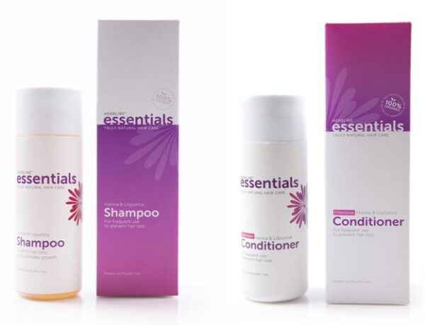 Herbline Essentials helps you maintain your mane!