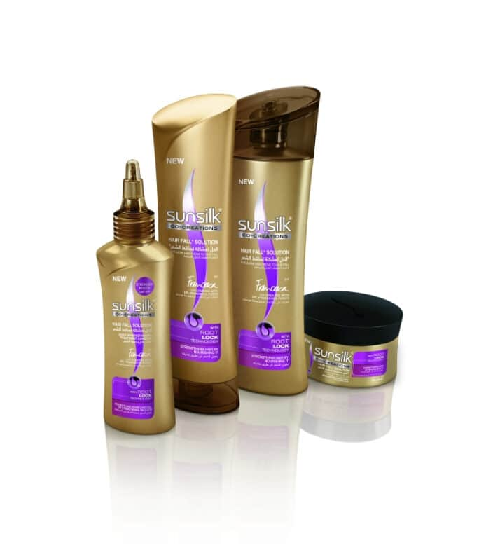 Get the Hair You Love with Sunsilk!
