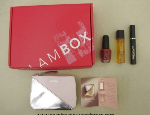 Review : October 2014 Glambox!
