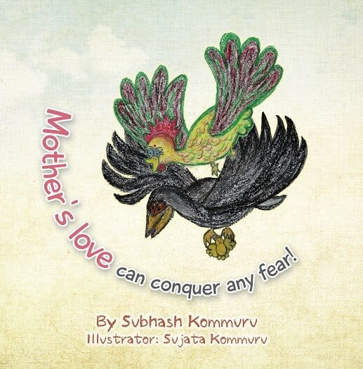 Mothers Love Can Conquer Any Fear Cover 6891149
