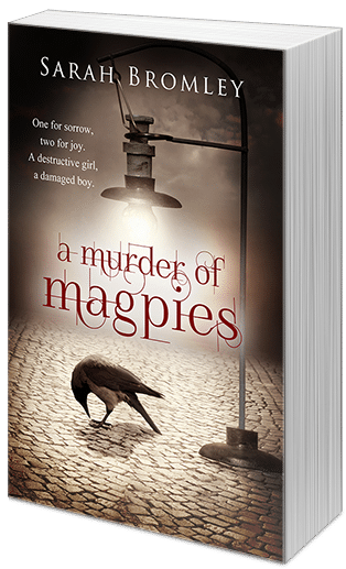 Blog Tour : A Murder of Magpies by Sarah Bromley – ARC Book Review and Giveaway!