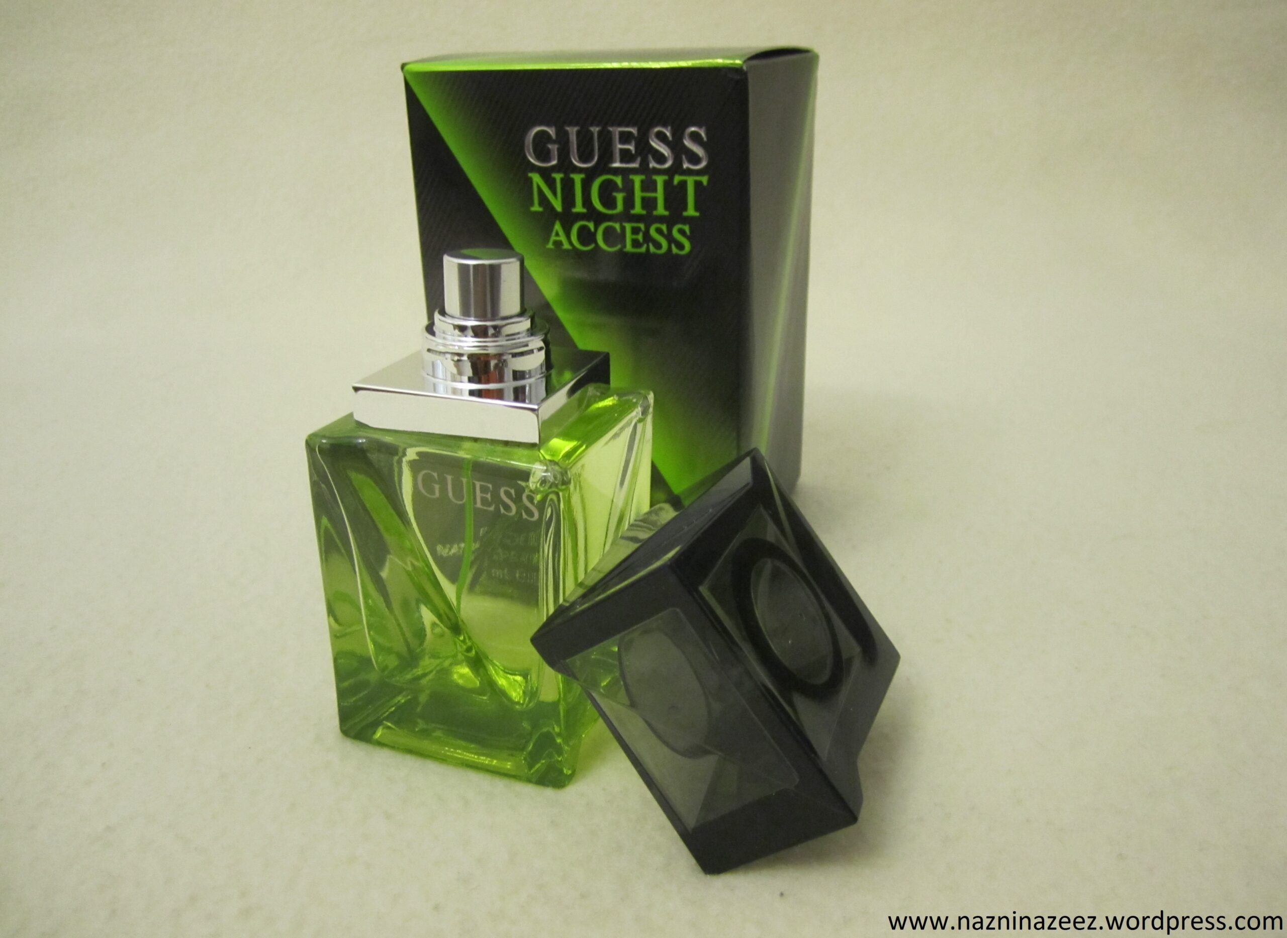 Review: Guess Night Access Men's perfume!