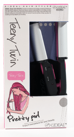 Teeny Twin at EIDEAL Online – For Great Hair on the Go!