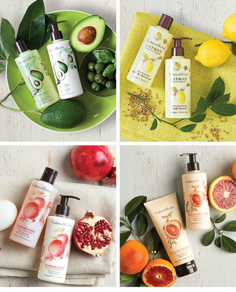 Crabtree Evelyn Launches Fruits Botanicals Collections 826x1024 1