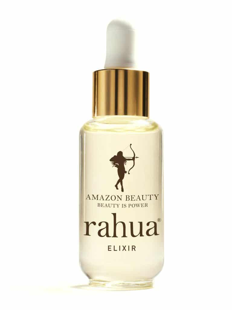 Transform Hair to Gorgeous with just one Drop of Rahua Elixir!