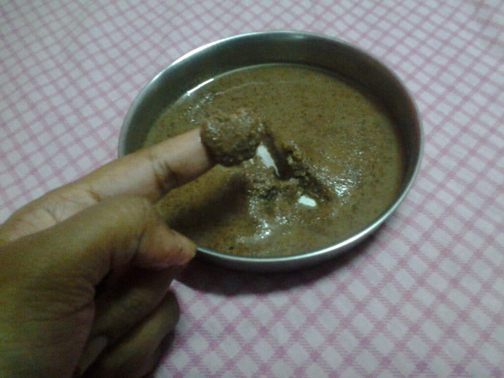 Review : Coconut meal natural body scrub!
