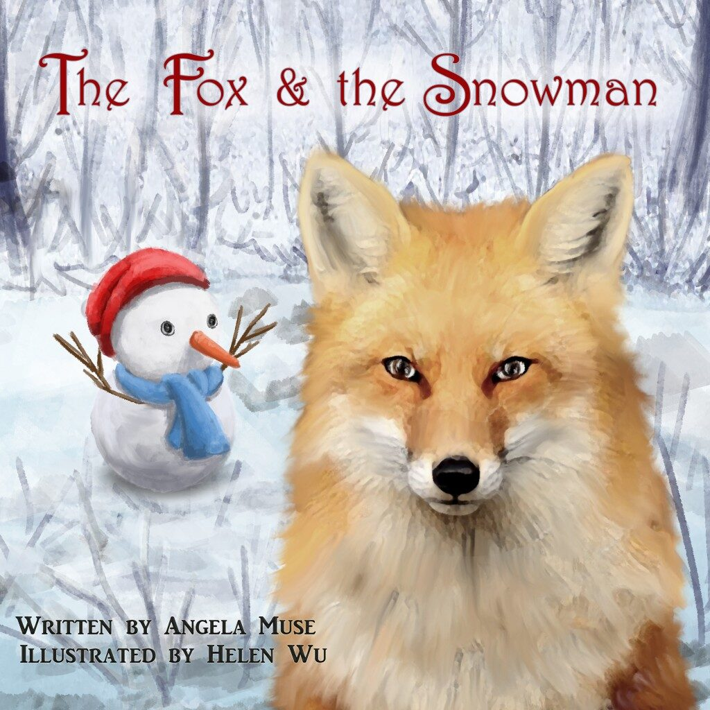 Giveaway & Book Blast : The Fox and the Snowmanby Angela Muse!