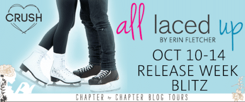 Release Week Blitz & Giveaway : All Laced Up by Erin Fletcher!