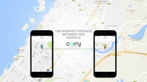 Carry App – Your New Personal Assistant!