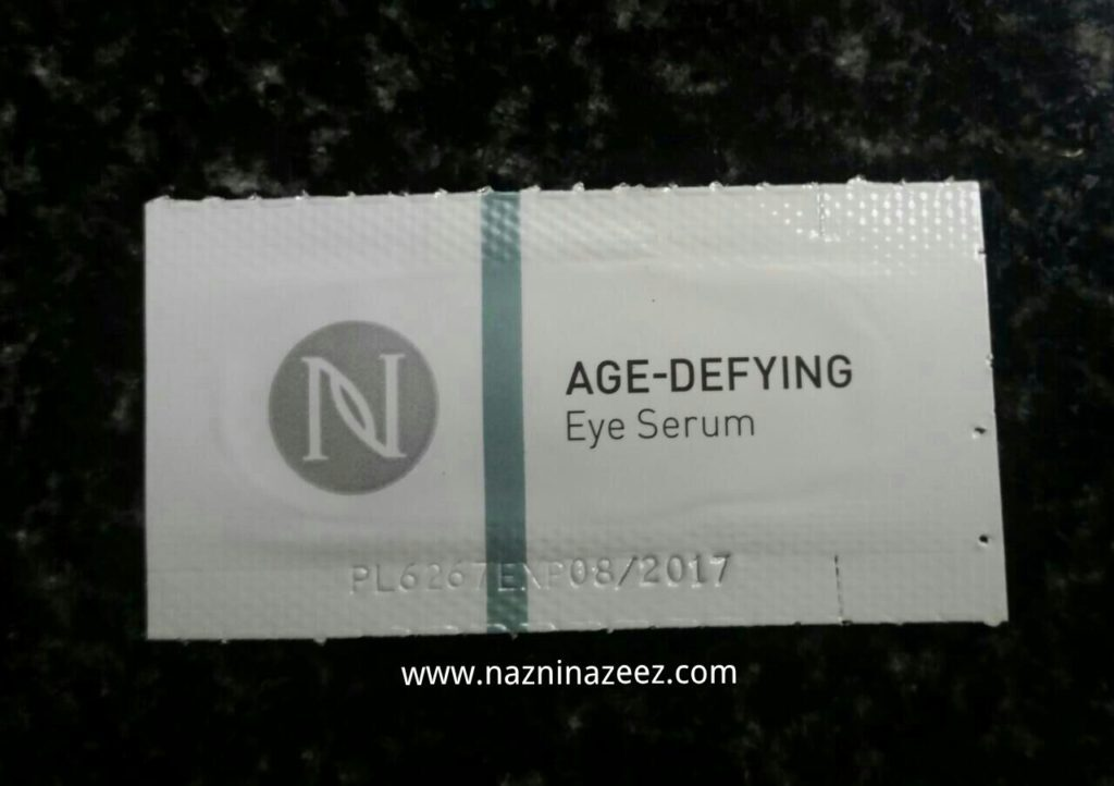 Review : Nerium Age-Defying Day & Night creams!