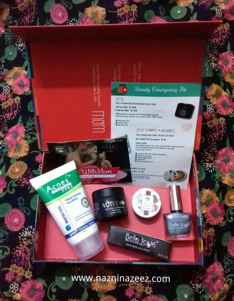 Review : Glamego May 2018 Beauty box!