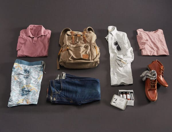 How to Pack for a Weekend Getaway!