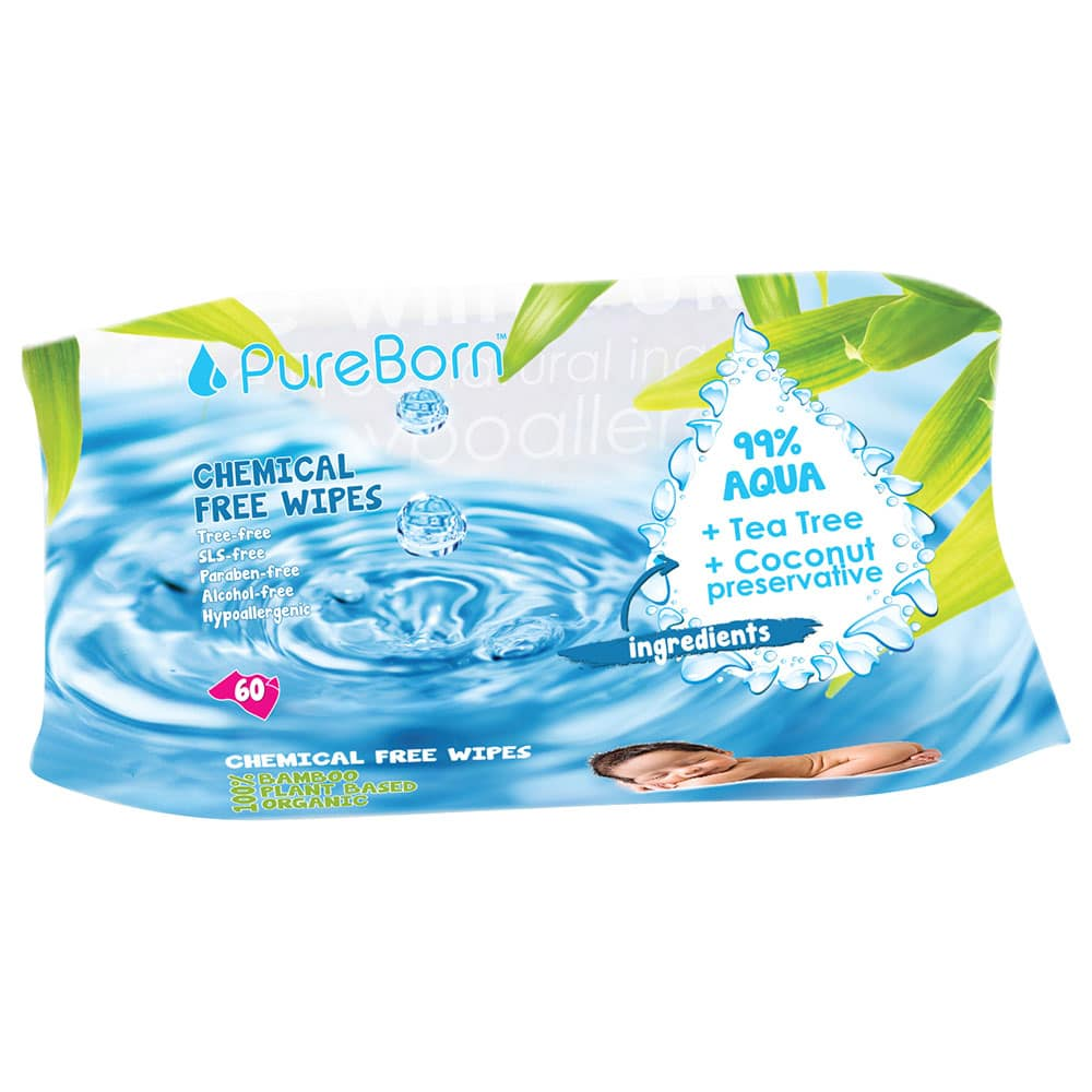 Review : PureBorn Nappies and Wet Wipes!